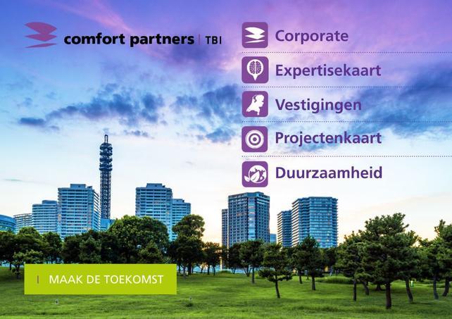 Comfort Partners TBI Maak de Toekomst